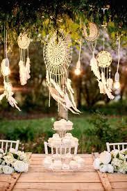 Ideas For Making Dream Catchers Bohemian Wedding Decor 100 Ideas for a Dreamcatcher Wedding 90