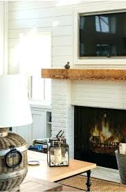 floating mantel how