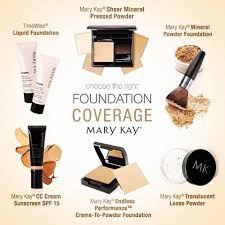 Choose The Right Mary Kay Foundation Shade