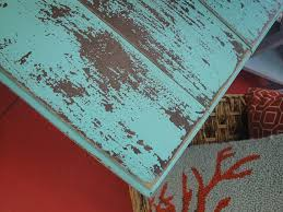 How To Distress Painted Wood Furniture Laura Williams
