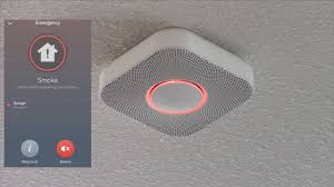 Image result for smoke alarm nest