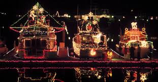 San Diego Bay Parade Of Lights Beauteous Where To See Christmas Lights In San Diego
