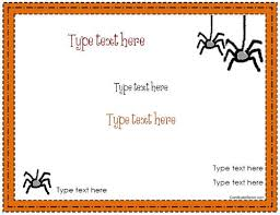 Costume Contest Certificate Template Blank Certificate Halloween Certificate Template