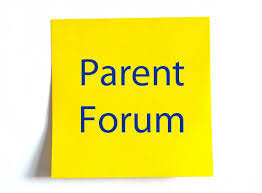 Image result for Parent Forum images