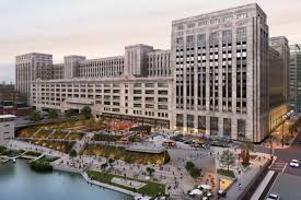 Walgreens Headed To Chicagos Old Post Office Curbed Chicago