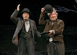 samuel beckett irish author com waiting for godot