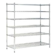 rolling wire shelves stainless steel wire shelves shelving ideas rolling wire shelves costco
