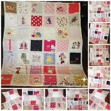 Patchwork Memory Keepsake made from you cherished Baby Clothes ... & Patchwork Memory Quilts, Pillows, Cushions, Horses, Unicorns & more made  from your Adamdwight.com