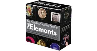 Photographic Card Deck of The Elements: With Big Beautiful ...