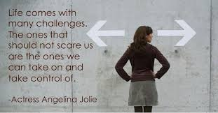 Angelina Jolie Quotes On Life WeNeedFun Delectable Famous Quotes On Life Challenges