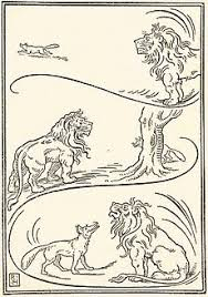 the lion and the fox the lion and the fox
