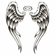 Pin by Sonja Simpson on Inked | Angel wings drawing, Wings drawing, Wing  tattoo designs