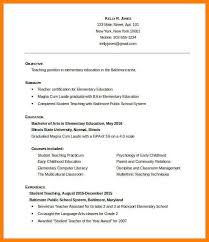 Teacher Resume Format In Word Major Magdalene Project Org