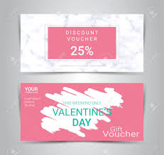 certificate of promotion template valentines day gift certificate and voucher promotion template