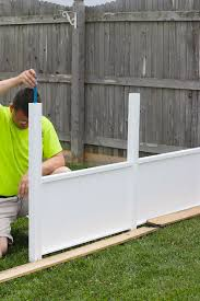 Transform Your Backyard Easily with Decorative DIY Connections Fencing |  Backyard fences, Wooden fence, Easy fence