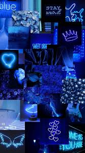 Blue aesthetic wallpaper in 2020