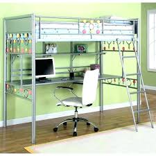 wood bunk bed with desk. Exellent With Loft Bed Desk Combo Bunk Office Medium Size Of    And Wood Bunk Bed With Desk