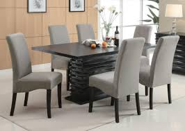 summer house dove grey round dining room set from liberty counter height with leaf gray table