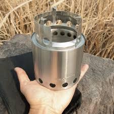 stove lite. solo stove lite - compact design