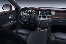 rolls royce phantom black interior. the interior of rollsroyce ghost is intricate with plenty knobs and rolls royce phantom black t