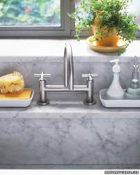 Gentle Reminders Clean Kitchens Martha Stewart Kitchen Sink Scrubber