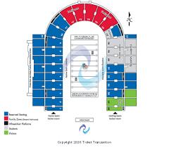 Memorial Stadium Seating Chart Memorial Stadium Ks Tickets Memorial Stadium Ks Seating