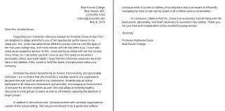 College Recommendation Letter From Family Friend Sample Whats More Picture Showed Above Is Employee Recommendation