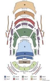 Segerstrom Hall Seating Chart Segerstrom Hall Ticketsr Com
