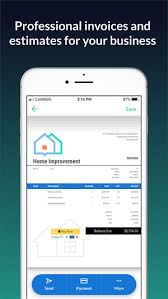 Modelos De Invoice Gratis Invoice 2go Invoice Estimate On The App Store