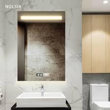 bathroom mirrors with led lights. Lightbox Moreview · Bathroom Mirrors With Led Lights