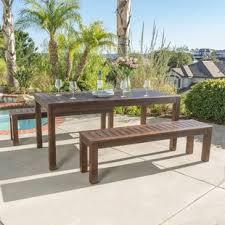 rockefeller 3 piece dining set farmhouse patio furniture57