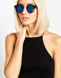 spitfire intergalactic sunglasses. spitfire | intergalactic mirror round sunglasses at asos a