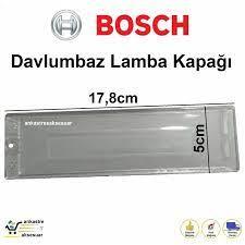 Bosch Davlumbaz LAMBA CAMI / IŞIK AMPUL MUHAFAZA KAPAĞI Fiyatları ve  Özellikleri