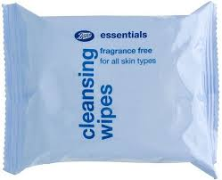 fragrance free cleansing wipes