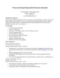 Skill Resume 48 Data Analyst Resume 2016 Data Analyst Resume