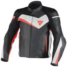 dainese veloster leather jacket clothing jackets motorcycle black white red dainese underwear norsorex