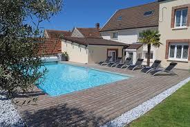 vacances chagne piscine ext