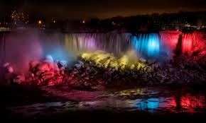 Light And Sound Show Niagara Falls Winter Festival Of Lights 2019 In Niagara Falls Dates Map