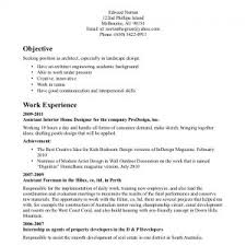 effective resume templates resume examples effective and simple architect resume templates landscape template work experience landscape resume samples
