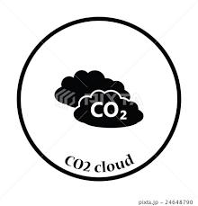 一酸化炭素のイラスト素材 Pixta