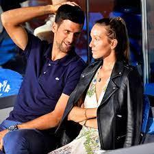 Das sagt Djokovic zu den Scheidungs-Gerüchten mit Jelena - Blick