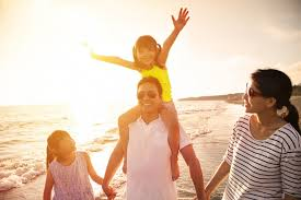 Famliy Holiday Top Tips For Your First Family Holiday With A New Partner