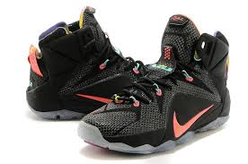 lebron shoes 2015 for kids. nike lebron 12 kid shoes custom black pink lebron 2015 for kids w