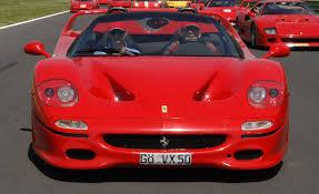 Ferrari F50 | Road Test | Reviews | Car and Driver