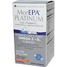 minami nutrition morepa platinum omega 3 vitamin d