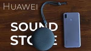 Обзор <b>колонки Huawei CM51 SoundStone</b> - YouTube