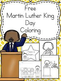 Small Picture FREE Martin Luther King Jr Coloring Pages Free Homeschool Deals