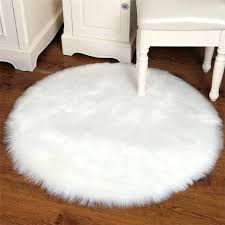 sheepskin rug soft artificial sheepskin rug chair cover artificial wool warm carpet chair cover seat sheepskin rug