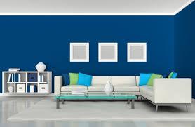 blue living rooms interior design. Wonderful Living Simple Interior Design Unique Blue Living Room D Rendering On Rooms