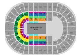 Nassau Coliseum Concert Seating Chart Nycb Live Detailed Seating Chart Nassau Coliseum Concert